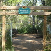 Botanical Gardens Entrance