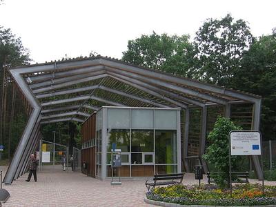 Botanic Garden Of Zielona Góra