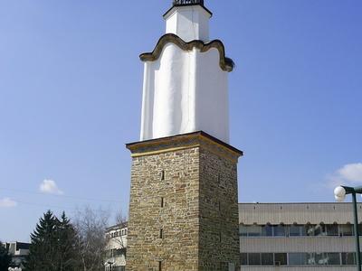 Botevgrad Clock Tower
