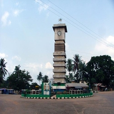 Bo Town Clock Tower