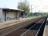 Bouffemont Station Bouffemont-Moisselles
