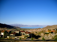 Boulder City View Of Lake Mead