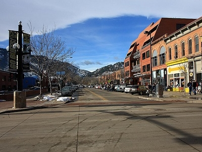 Boulder City - Colorado CO