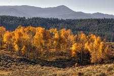 Boulder Ridge Loop - Grand Tetons - Wyoming - USA