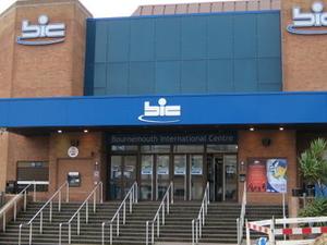 Centro internacional de Bournemouth