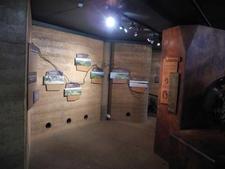 Bowali Visitor Center Displays