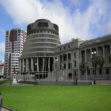 Bowen House Beehive Parliament