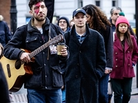 Bowie Tour London