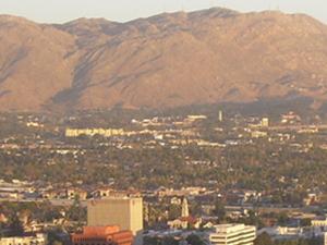Box Springs Montañas