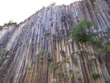 Basalt Columns Boyabat