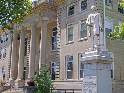 Boyd  County  Courthouse  Kentucky