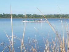 Boyd Hill Nature Preserve - Lake View