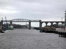 Railway Bridge Over Boyne