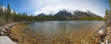 Bradley Lake Trail - Grand Tetons - Wyoming - USA