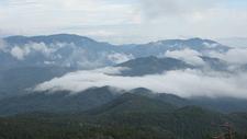 Bradshaw Mountains During Monsoon