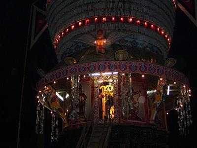 Brahma Ratha Of Udupi Krishna