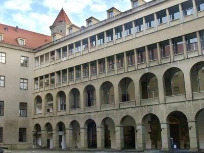 Bratislava Castle Inside