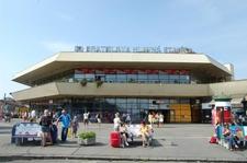 Central Station Entrance