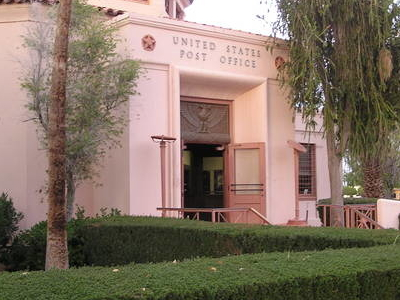 Brawley Post Office