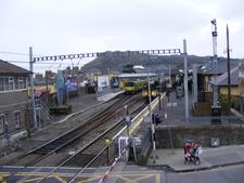 Bray Daly Railway Station