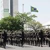 Brazilian Army Parade