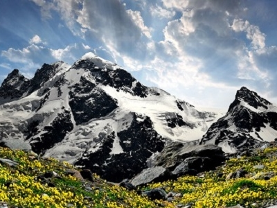 Breithorn Mountain - Klein Matterhorn