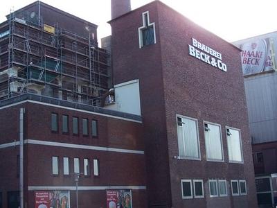 Bremen   Becks  Brewery