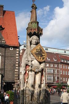 Bremen Roland Germany