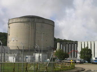 Brennilis central nuclear