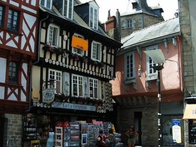 Vernacular Architecture Of Quimper