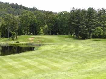 Bretwood Golf Course - Course 1