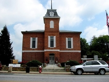 Brevard Courthouse - North Carolina