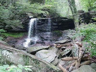 B. Reynolds - Falls Trail - Ricketts Glen PA