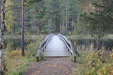 Bridge In Savonlinna - Finland