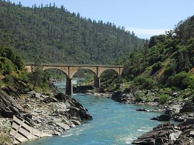 Bridge Over American River South Fork CA