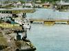 Bridgeport  Connecticut  Postcard     Harbor  View