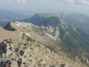 Bridger Montañas