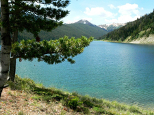 Bridger-Teton National Forest - Middlepiney Lakes