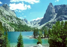 Bridger-Teton National Forest - Slide Lakes
