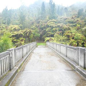 Bridge To Nowhere - Top View