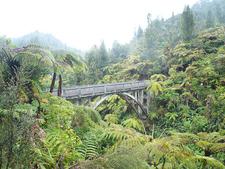 Bridge To Nowhere - Whanganui River
