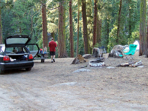 Brightman Flat Campground