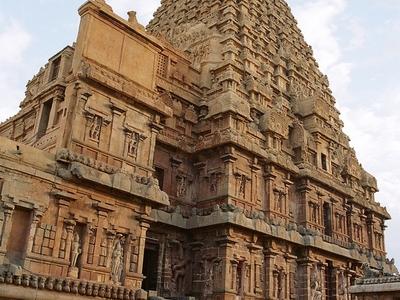 Brihadeshwara Front Right