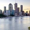 Brisbane From Kangaroo Point