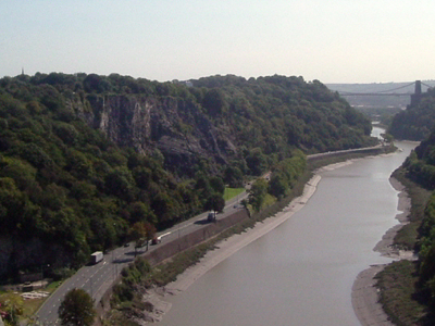 The Avon Gorge