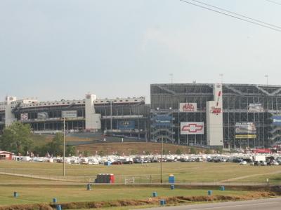 Bristol Motor Speedway Grandstand