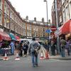 View Of Brixton Market