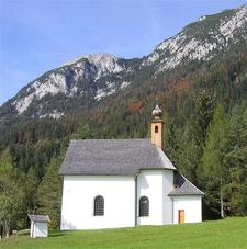 Bärnstatt Chapel, Scheffau Am Wilden Kaiser, Austria