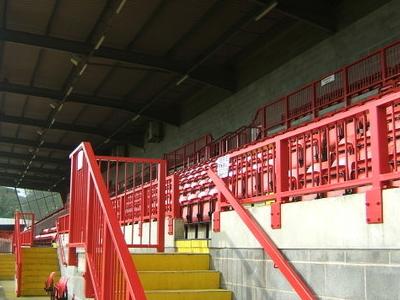 Broadfield  Stadium     West Stand