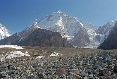 Broad Peak From Concordia